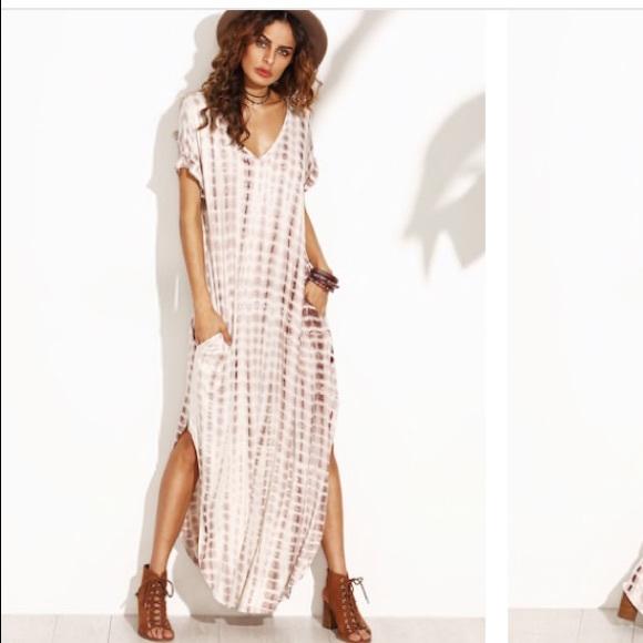 738ffcf1d5 SHEIN Maxi Dress S. M_5b92d4a88158b591cda825e8